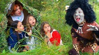 Нашли ДРЕВНЕГО ВАМПИРА в лесу! Лагерь Благородных Девиц продолжается!