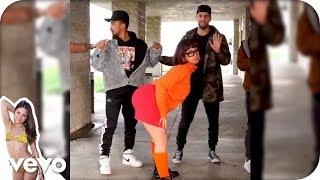 🔥 Inanna Sarkis y Lele Pons bailando Scooby Doo Papa 🔥  VIDEO ORIGINAL