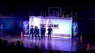 Pinoy HipHop Dance Crew Battlegrounds Philippines 2014