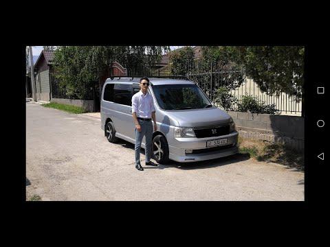 Хонда Степвагон RF3|Краткий Обзор|Кыргызстан