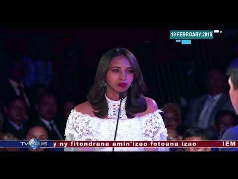 VAOVAO DU 19 FEVRIER 2018 BY TV PLUS MADAGASCAR