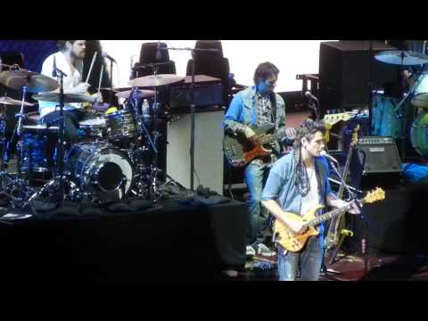 Call Me the Breeze (JJ Cale tribute) - John Mayer - Verizon Amphitheatre - Irvine CA - Jul 27 2013