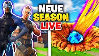 💪 SEASON 4 STARTET! *OMG* HEFTIGE SKINS! 🔥 #HYPE | Fortnite BattleRoyale LIVE (English)