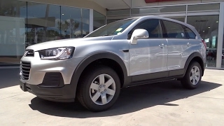 2016 HOLDEN CAPTIVA Booval, Ipswich, Woodend, Raceview, Brisbane, QLD JLWSAA