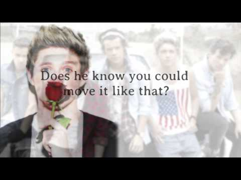 One Direction - Does he know:歌詞+中文翻譯