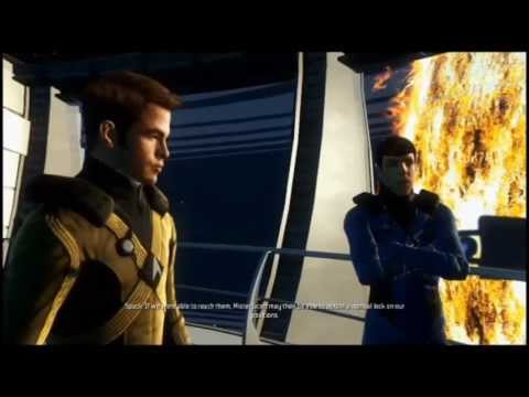 Star Trek - All Cutscenes   Movie [HD]