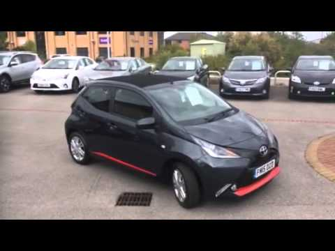 toyota aygo x pression x wave youtube. Black Bedroom Furniture Sets. Home Design Ideas