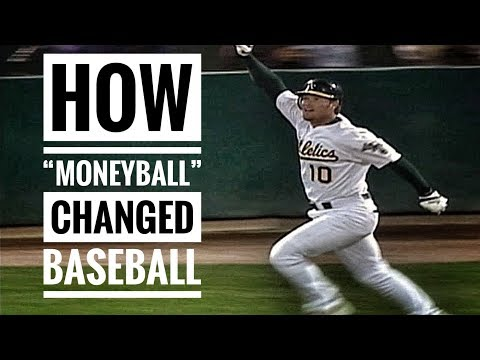 "How ""Moneyball"" Changed Baseball FOREVER"