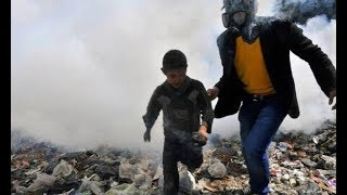 5 هجمات كيميائية بعد هجوم خان شيخون