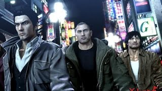 Yakuza 5   Трейлер выхода PS3