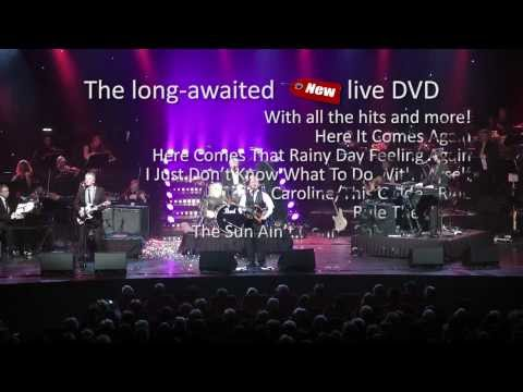 The Fortunes DVD 50 years Live promo