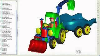 Wykonanie Projektu Traktora
