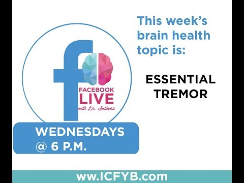 I CARE FOR YOUR BRAIN Essential Tremor Lecture