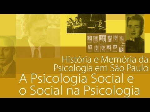 A Psicologia Social e o Social na Psicologia