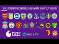 Klub Liga Inggris 2021/2022 ~ English Premier League 2021/2022 MP3