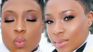 The Not-So-Basic Eye Look That Goes With ANY Lip Color!!!
