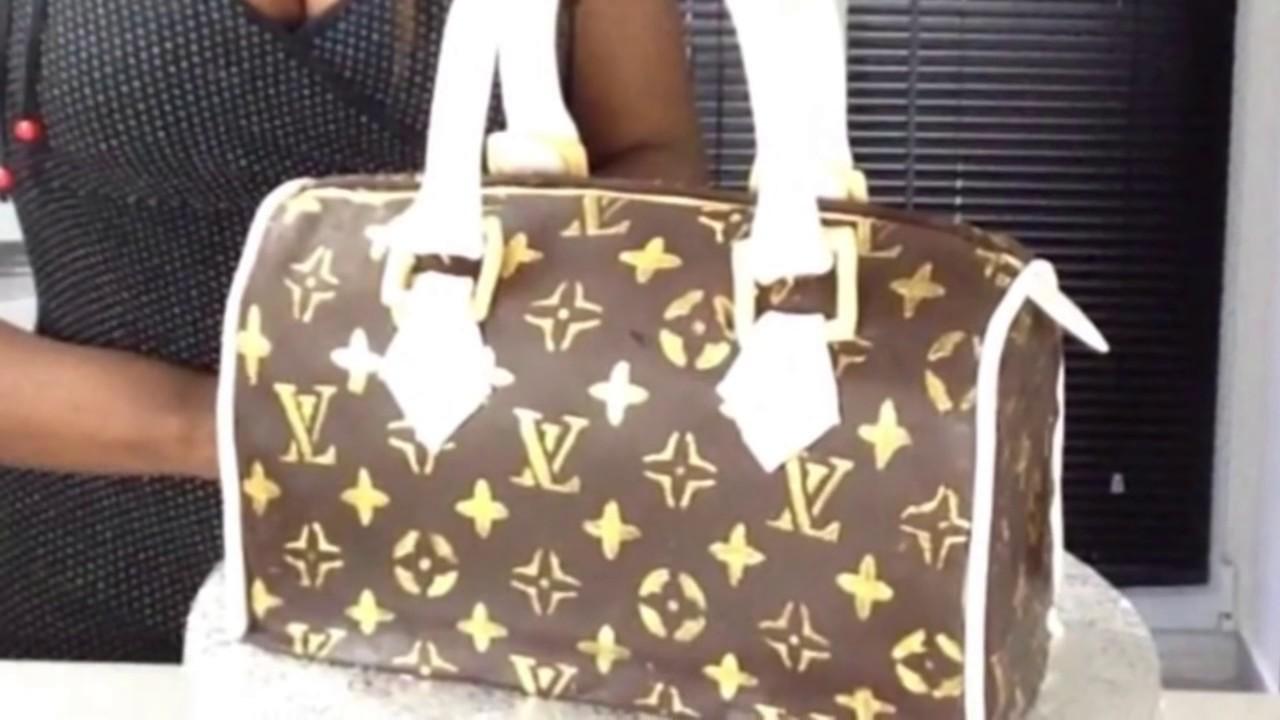 b69d54c8ad2 LV Cake purse - YouTube