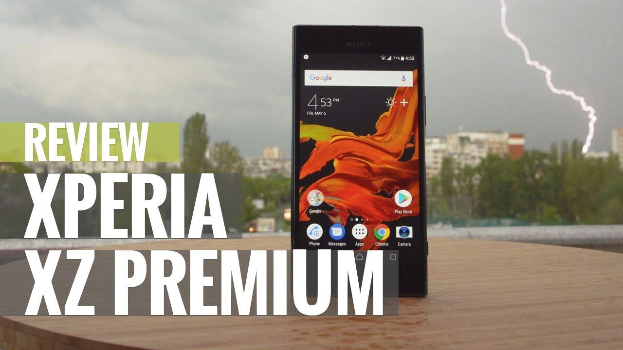 Sony Xperia XZ Premium - Full phone specifications