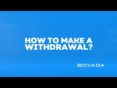 How To Make A Withdrawal