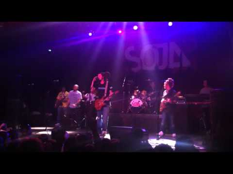 Soja - Rest of My Life & Faith Works (Live)