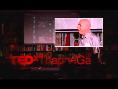 3D Printing - Convergence of the Digital and Physical Worlds: Mervyn Levin at TEDxThapaeGate 2012