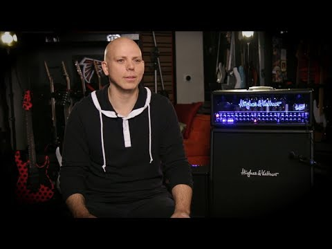 Stone Sour Guitarist Josh Rand Interview 2017 | TriAmp, Corey Taylor and Gear | Hughes & Kettner