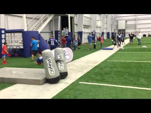 Will Colts Camp w/ JD 3