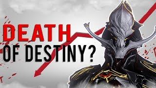 Did Warframe Just Murder The Destiny Franchise?
