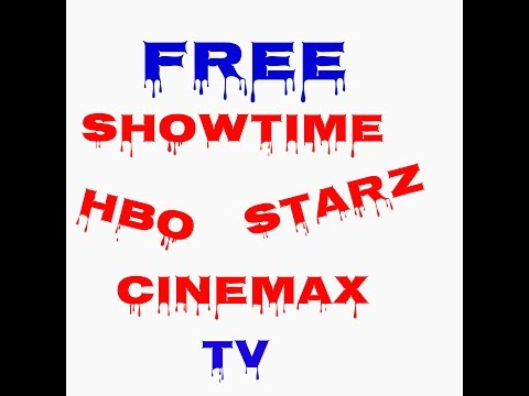 THE BEST TV ADDON FOR KODI, HBO, SHOWTIME,CINEMAX .. ADRYANS LIST 4