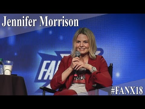 Jennifer Morrison  Full PanelQ&A  X 2018