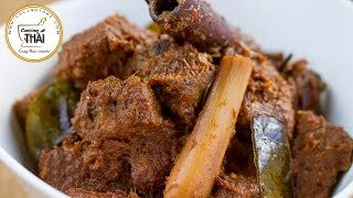 Cocino Asia: Rendang De Ternera (curry) |  Beef Rendang (indonesia Y Malasia)