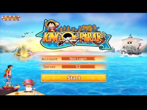 One piece horizontal action java game for mobile. One piece.