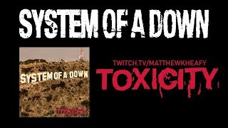 Matt Heafy (Trivium) - System Of A Down - Toxicity I Acoustic Cover
