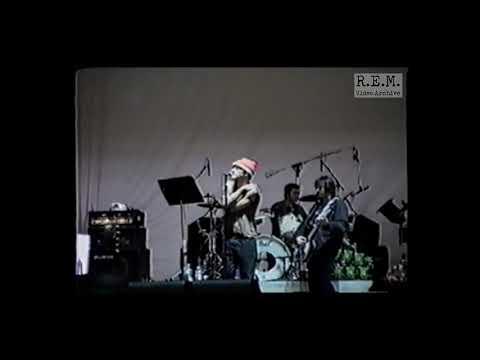 R.E.M. REM E-Bow The Letter (15/11/95 Orlando Arena, Orlando, FL - Soundcheck)