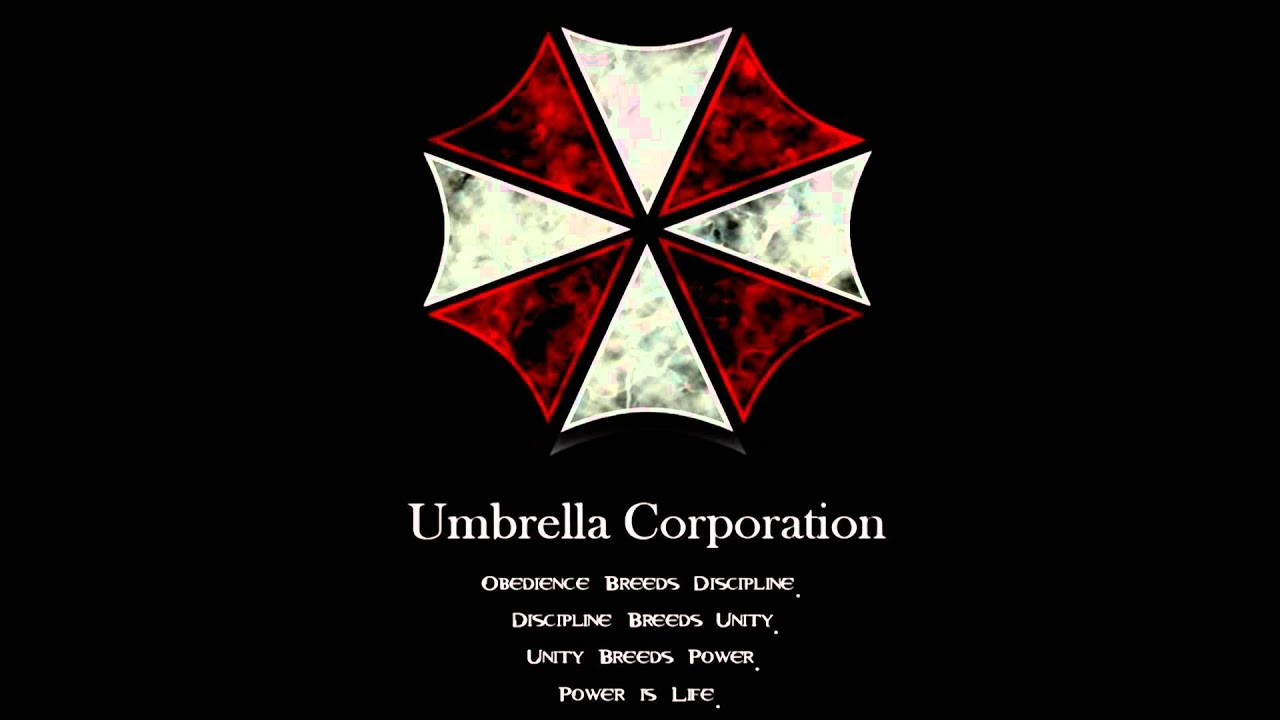 Umbrella corporation logo hd youtube voltagebd Images