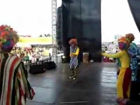 5.Acrobatics Clown One Cambodia