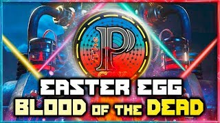 [DIRECTO 🔴] EASTER EGG BLOOD OF THE DEAD COMPLETADO || CINEMÁTICA!! (Black Ops 4 Zombies)