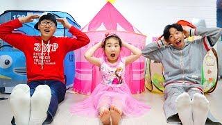بو لام الغناء أعضاء الجسم للأطفال