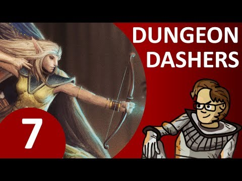 Let's Play Dungeon Dashers Part 7 - The Sunken Castle (Early Access)