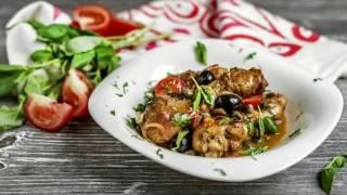 Куриные бедрышки по-итальянски / Baked Chicken