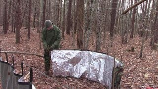 The Portable Fire Reflector For Camping Or Bushcraft