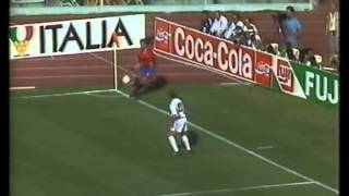 26/06/1990 Spain v Yugoslavia