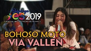 Via Vallen - Bohoso Moto (Event Surabaya YES 2019 at DBL Arena 16/02/19)