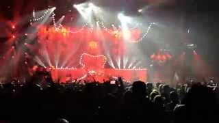 Slipknot - 555 666 live at Denver Prepare for Hell Tour 2014