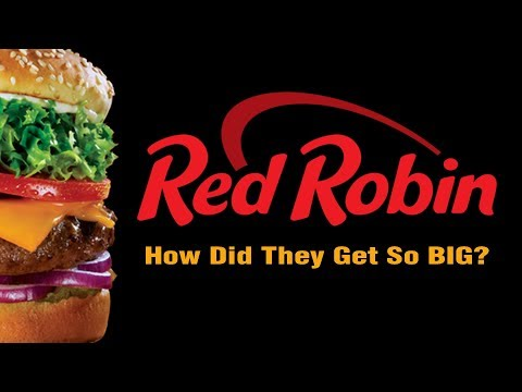 How Did RED ROBIN Get So Big?