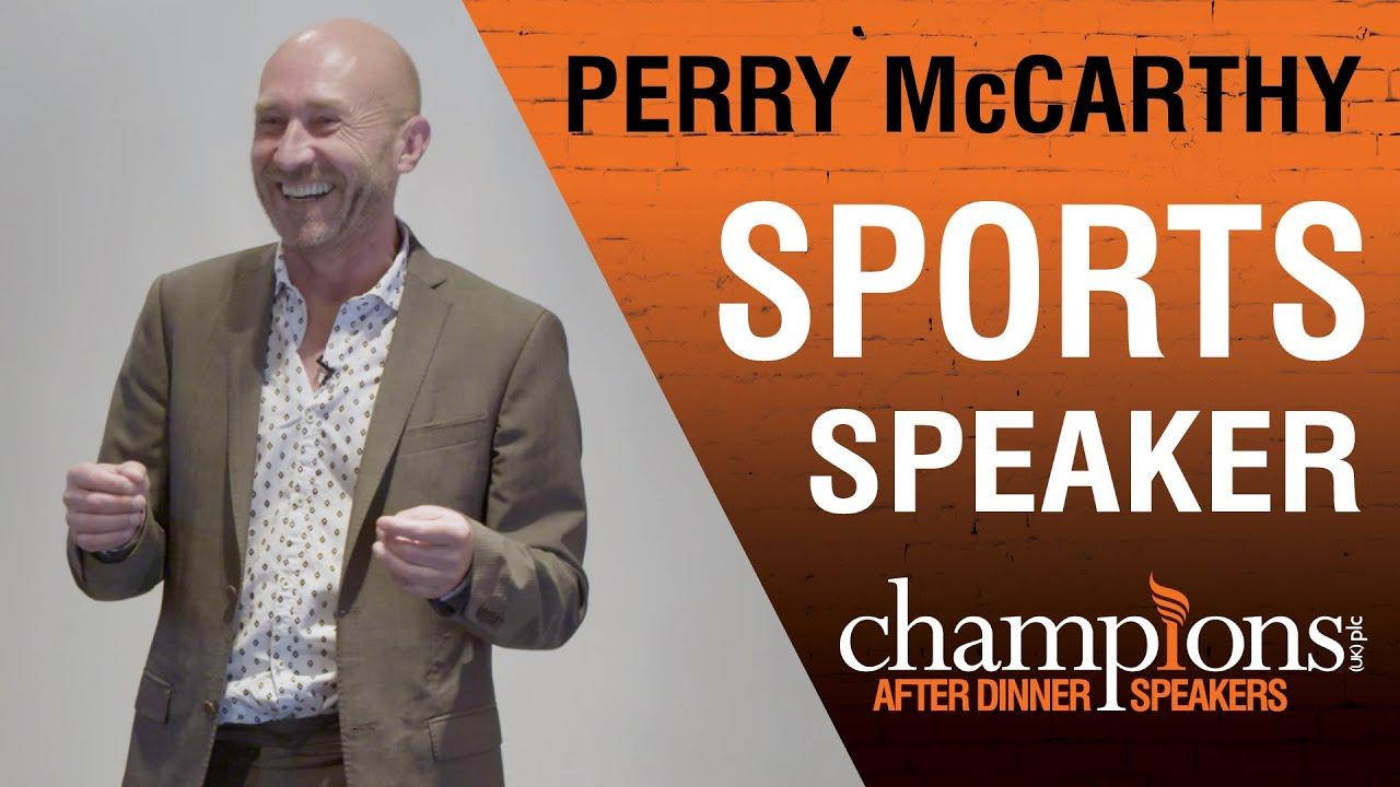 Perry McCarthy | Motorsport Speaker | Booking Agent