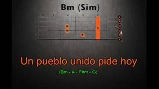Marco Barrientos - Hosanna│Tutorial Guitarra (Acordes y Letras)