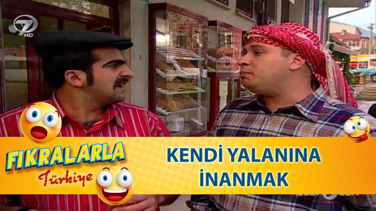 Kendi Yalanına İnanmak - Türk Fıkraları 112