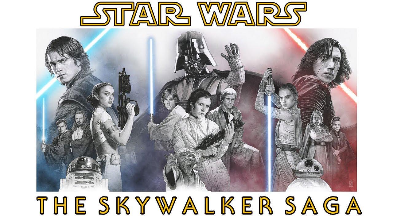 star wars the skywalker saga  youtube