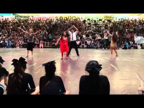 Canyon Springs High School 2015 Homecoming pep rally